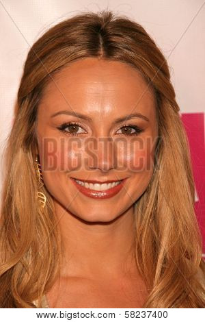 Stacey Keibler at the 2B Free Fall 2007 Collection Fashion Show. Boulevard 3, Hollywood, CA. 03-19-07