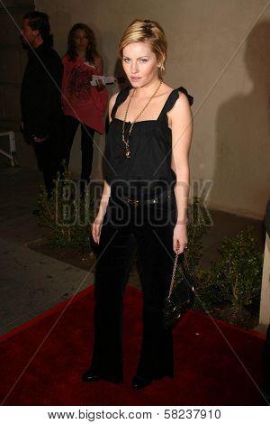 Elisha Cuthbert at the 2B Free Fall 2007 Collection Fashion Show. Boulevard 3, Hollywood, CA. 03-19-07