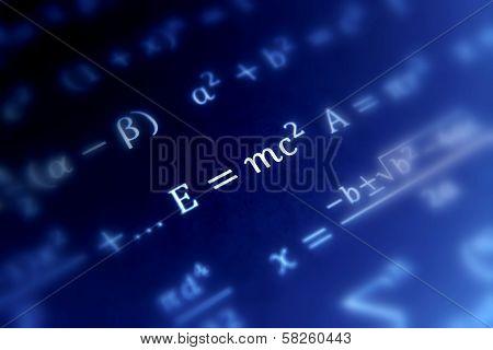 Einstein Formula Of Relativity