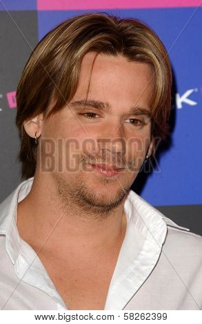 Sean Stewart at the launch of T-Mobile Sidekick ID, T-Mobile Sidekick Lot, Hollywood, CA. 04-13-07