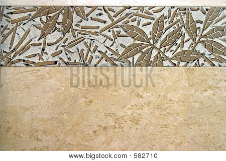 Marble Decorated
