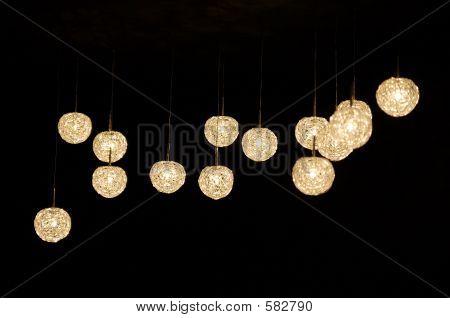 Suspended Lights