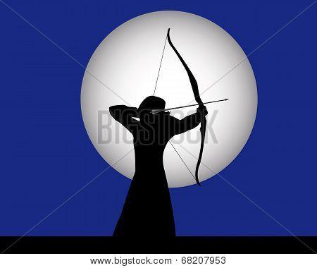 Female Archer