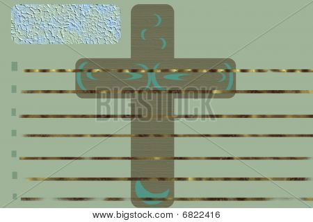 Cross Stationary
