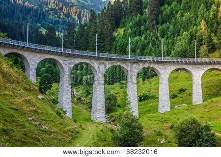 Swiss Railway. Switzerland.