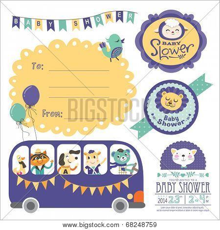 Baby Arrival and Shower Collection  poster