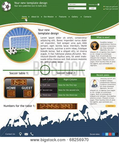 Website Template 24