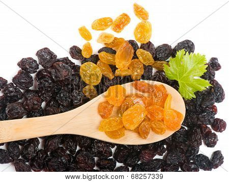 Various Raisins