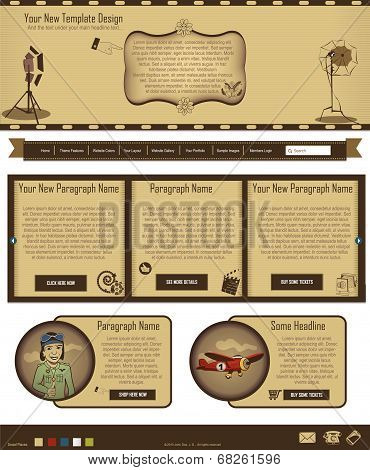 website template 61