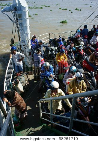 Ferry Boat,  Passenger Transport Vehicle