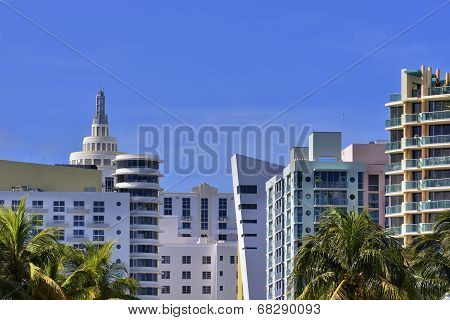 Miami Beach Art Deco Hotels