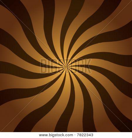 Brown Twist