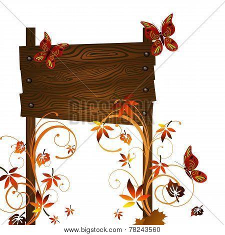 Autumnal sign
