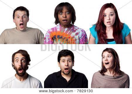 Shocked Expression