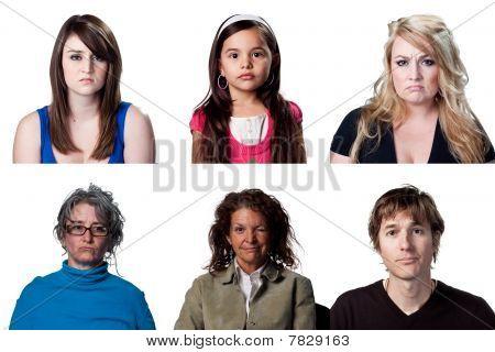 Six Sad People