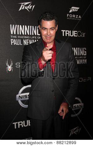 LOS ANGELES - FEB 16:  Adam Carolla at the