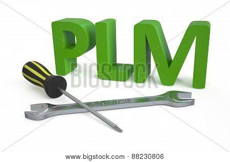 Product Lifecycle Management (plm) Service Concept