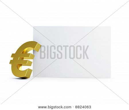 Evro Symbol Blank