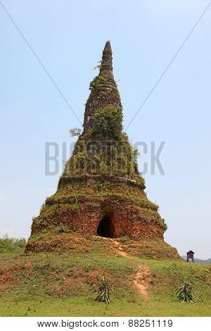 That Foun Stupa - Muang Khoun - Xieng Khouang