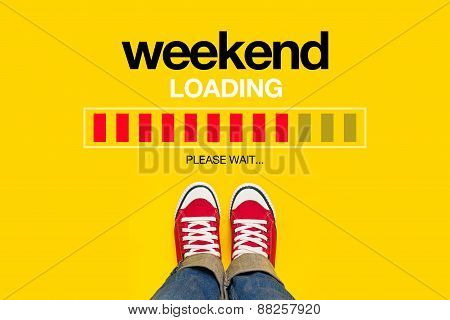 Weekend Loading Concept