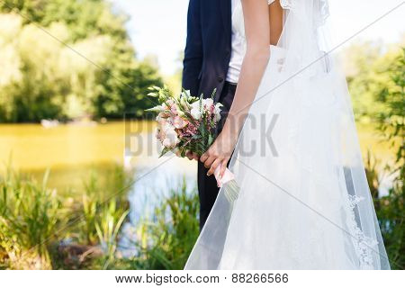 Happy Wedding Couple