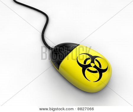 bio-hazard mouse