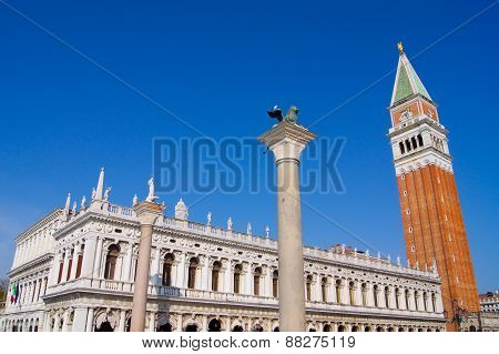 Venice San Marco Tower