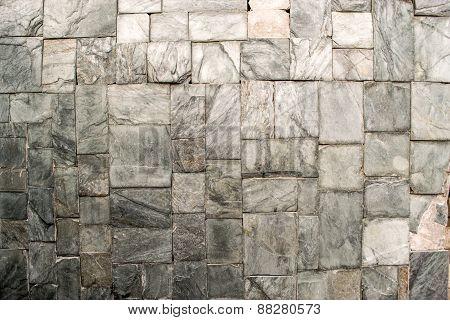 Stone Masonry Wall