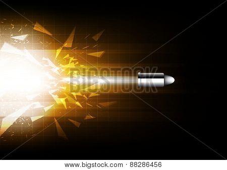 Power Of Bullet