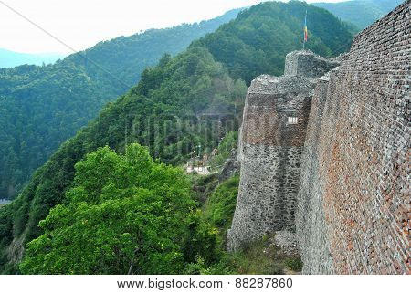 Old mountain stronghold
