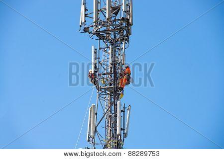 Tower Maintenance