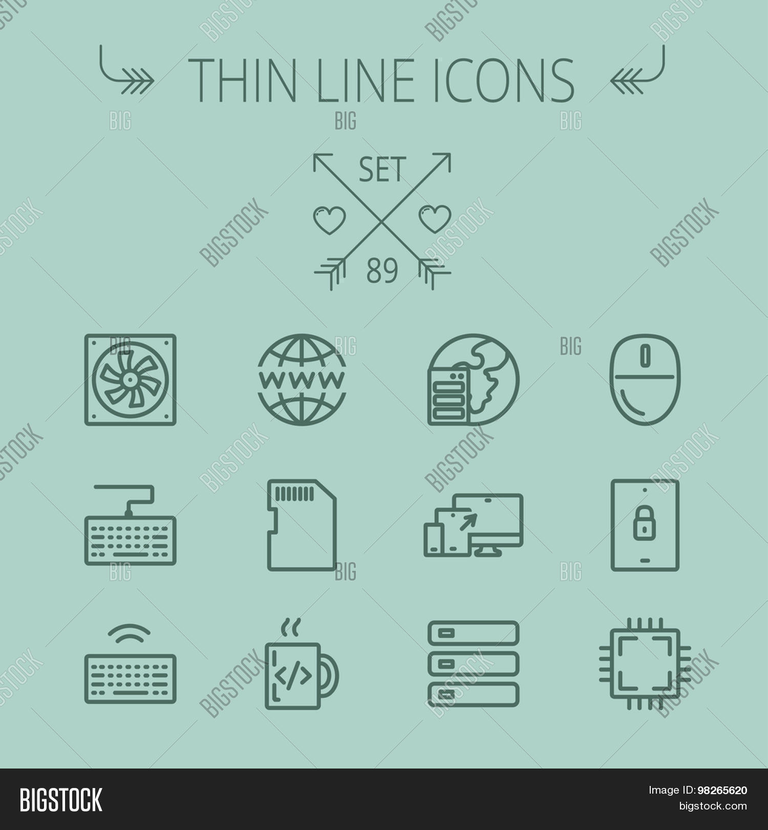 Technology Thin Line Vector Photo Free Trial Bigstock Optical Mouse Wiring Diagram Icon Set For Web And Mobile Includes Simcard Computer