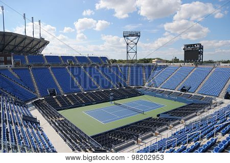 Luis Armstrong Stadium at the Billie Jean King National Tennis Center