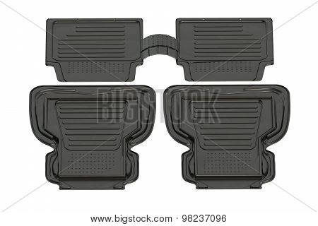 Set Of Car Mats