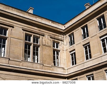 Paris Administrative Buildings