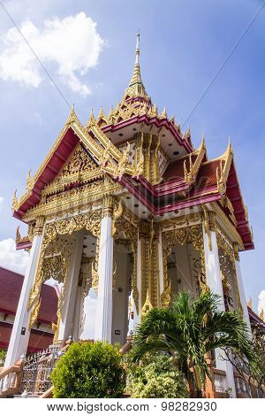 Thai Style Crematory