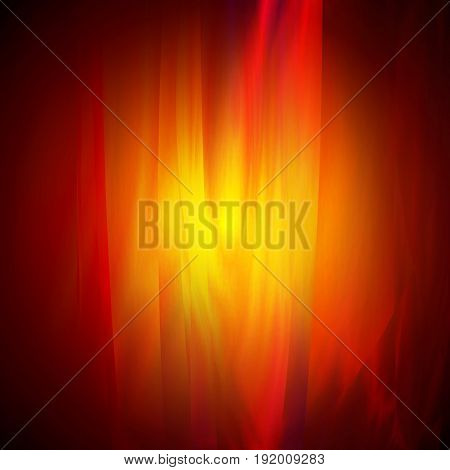 Abstract background of blurry moving forms. Smooth transitions of color. Silky texture. Optical effects.