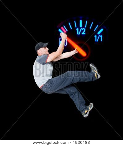 Save The Fuel