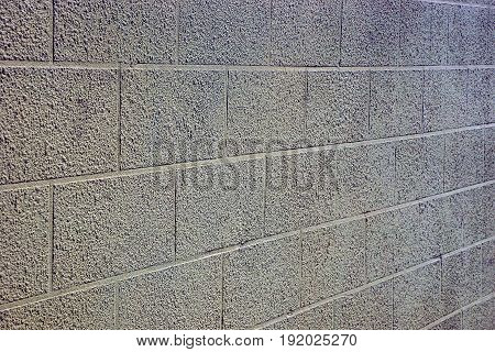 Texture of a brick wall from a part of an apartment house