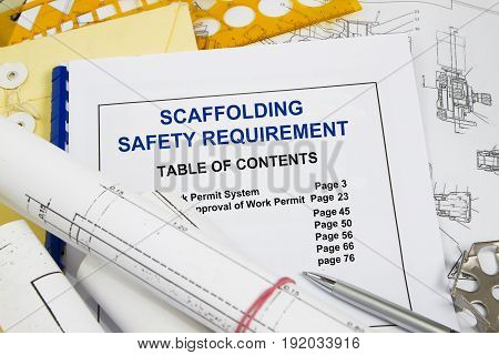Safety Requirements For Scaffolds