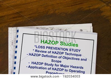 Hazard And Operability - Hazop