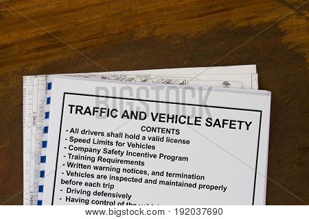 Traffic And Vehicle Safety