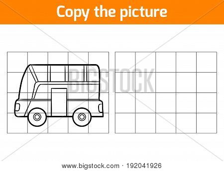 Copy The Picture, Bus