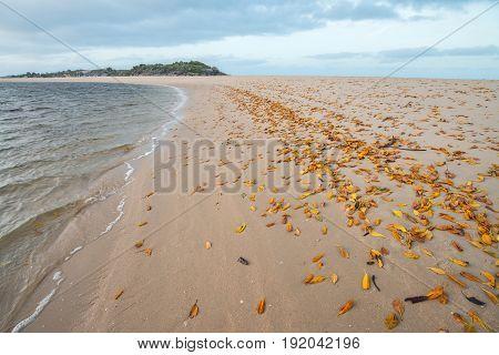 East Woody beach, Nhulunbuy town of the northern territory, Australia.