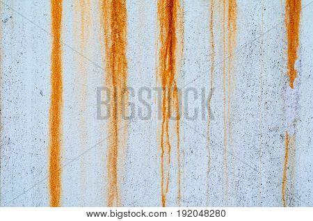 Texture Of Vintage Cement Concrete Wall Background With Many Layers Of Paint