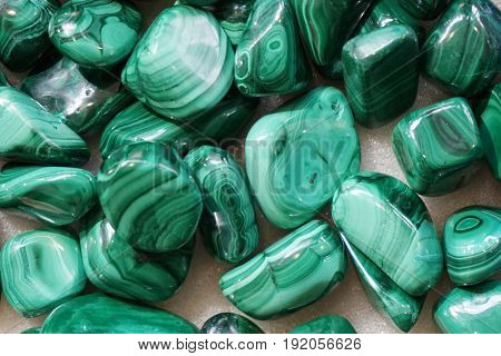 Malachite Collection Texture
