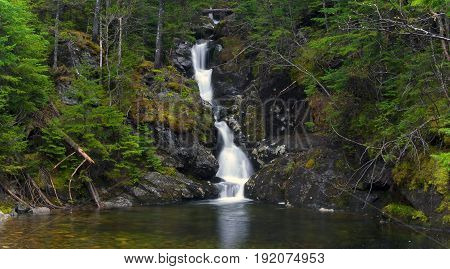 Gem Pool via Ammonoosuc Ravine Trail at Mount Washington Coos County New Hampshire