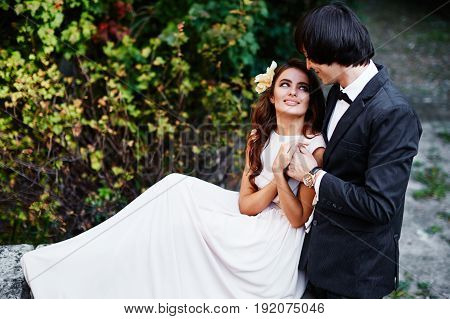 Beautiful Wedding Photo
