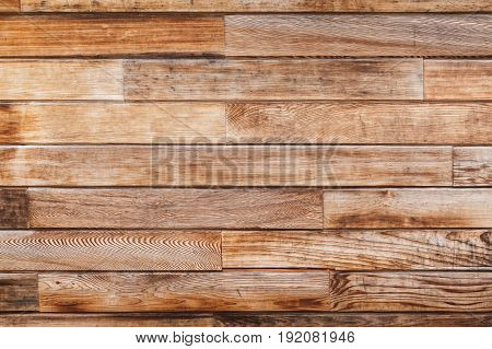 Old Wooden Floor. Closeup Background Photo