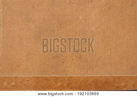 Abstract Background Of Wooden Hardboard Board Texture Close Up.